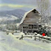 stjohn.Snowed-In.12X12-oil.1150sold