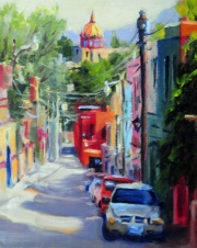 stjohn.Street-with-a-View.10X8-oil.800