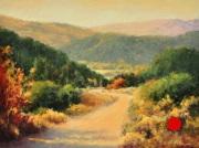 stjohn.To-the-Ranch.18X24-oil.2800