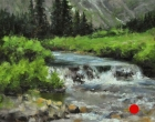 stjohn.HighMountainStream.10X12oil.850