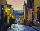stjohn.Strolling-at-Sunset.18X24-oil.2600-2