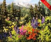 stjohn.Alpine-Garden.10X12-oil.1050-2-watermarked