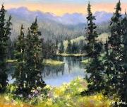 stjohn.Colorado-Wildflowers.10X12-oil.1050
