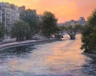 stjohn.Dusk-on-the-Seine.36X48-oil.8400
