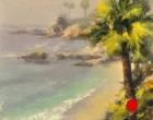 stjohn.Foggy-Laguna-Beach.8X10-oil.750
