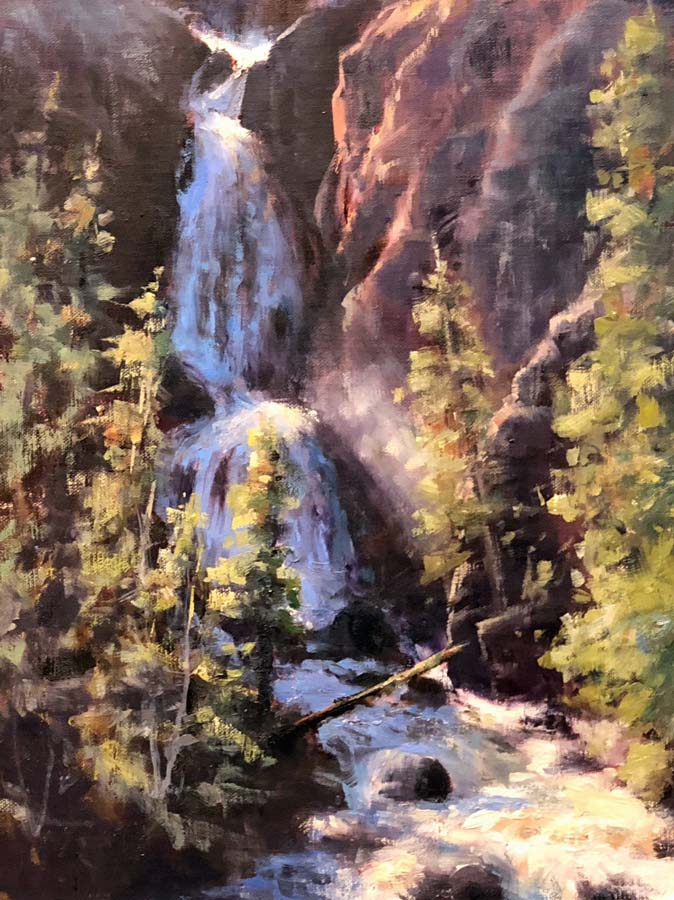 stjohn-Falls-First-Light-12X9-oil-1150