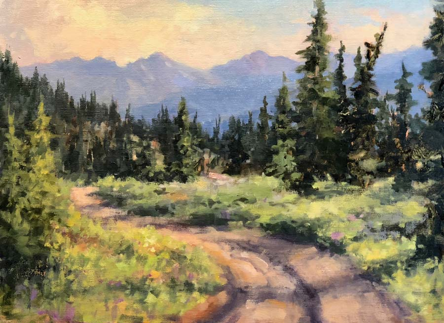 stjohn-Rough-Road-12X16-oil-1550